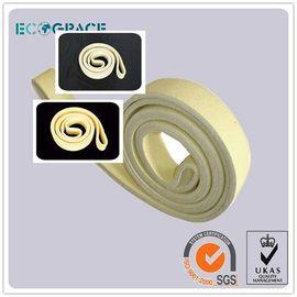 China Kevlar Roller Seamless PBO Kevlar Felt Belt / Roller For Glass / Aluminum / Steel industry distributor