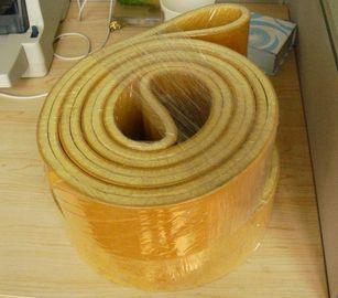 China Alumimum Extrusion Kevlar Felt Belt / Kevlar Roll Nomex Felt Belt distributor